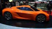 Hyundai PassoCorto concept side at Geneva Motor Show