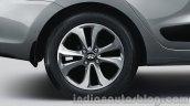 Hyundai Xcent 15 Inch Diamond Cut Alloys official image