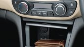 Hyundai Xcent Center Console Storage official image