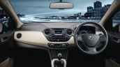 Hyundai Xcent Dashboard official image
