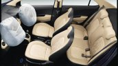 Hyundai Xcent Dual Airbags official image