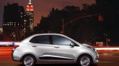 Hyundai Xcent Exterior official image