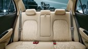 Hyundai Xcent Rear Seating official image