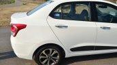 Hyundai Xcent Review C-Pillar