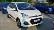 Hyundai Xcent Review cars