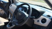 Hyundai Xcent Review dash