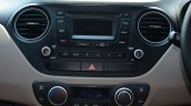 Hyundai Xcent Review music system