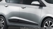 Hyundai Xcent Waistline Molding official image