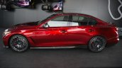 Infiniti Q50 Eau Rouge side at the 2014 Goodwood Festival of Speed