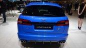 Jaguar XFR-S Sportbrake rear - Geneva Live