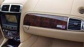 Jaguar XK66 Special Edition dashboard