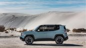 Jeep Renegade leaked image side