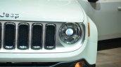 Jeep Renegade projector headlamp at Geneva Motor Show