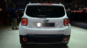 Jeep Renegade rear at Geneva Motor Show 2014