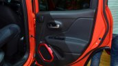 Jeep Renegade rear door trim at Geneva Motor Show