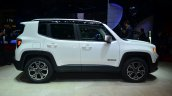 Jeep Renegade side at Geneva Motor Show 2014