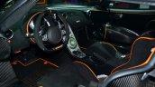 Koenigsegg One-1 cabin at Geneva Motor Show