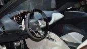Maserati Alfieri Concept dashboard at Geneva Motor Show 2014