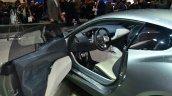 Maserati Alfieri Concept door open at Geneva Motor Show 2014