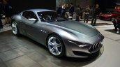 Maserati Alfieri Concept front three quarters at Geneva Motor Show 2014