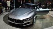 Maserati Alfieri Concept front three quarters right at Geneva Motor Show 2014