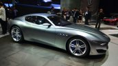 Maserati Alfieri Concept front three quarters view at Geneva Motor Show 2014