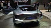 Maserati Alfieri Concept rear three quarters left at Geneva Motor Show 2014