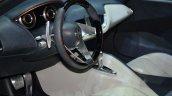 Maserati Alfieri Concept steering wheel at Geneva Motor Show 2014
