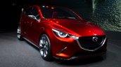 Mazda Hazumi front three quarter - Geneva Live