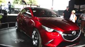 Mazda Hazumi front three quarters at 2014 Goodwood Festival of Speed