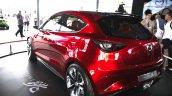 Mazda Hazumi rear three quarters at 2014 Goodwood Festival of Speed