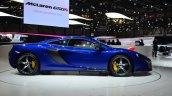 McLaren 650S side profile - Geneva Live