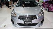 Mitsubishi Attrage 2014 Bangkok Motor Show front