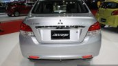 Mitsubishi Attrage 2014 Bangkok Motor Show rear