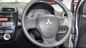 Mitsubishi Attrage 2014 Bangkok Motor Show steering