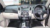 Mitsubishi Pajero Sport AT 2014 Bangkok Motor Show interiors
