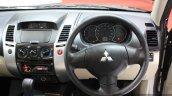 Mitsubishi Pajero Sport AT 2014 Bangkok Motor Show steering