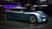NanoFLOWCELL Quant-e Sportlimousine at Geneva Motor Show