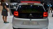 New Citroen C1 rear at Geneva Motor Show 2014