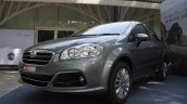 New Fiat Linea front quarter