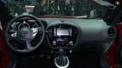 New Nissan Juke cockpit - Geneva Live