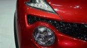 New Nissan Juke fog lamps - Geneva Live
