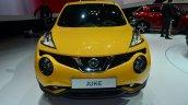 New Nissan Juke front - Geneva Live