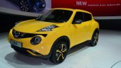 New Nissan Juke front three quarter - Geneva Live