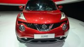New Nissan Juke nose - Geneva Live