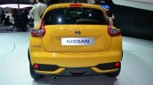 New Nissan Juke rear profile - Geneva Live