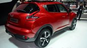 New Nissan Juke rear three quarter - Geneva Live