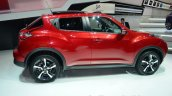 New Nissan Juke side - Geneva Live