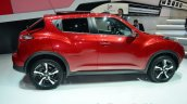 New Nissan Juke side profile - Geneva Live