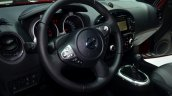 New Nissan Juke steering - Geneva Live